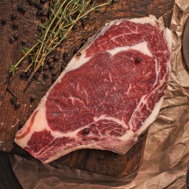 Стейк Ковбой «Cowboy steak» Dry Aged Beef +35