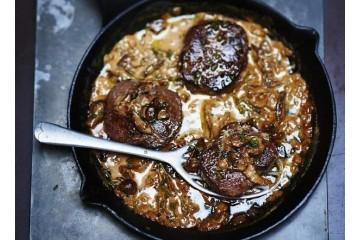Крутейший сливочный соус к Филе Миньон. Легкий рецепт
