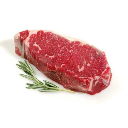 Стейк Нью-Йорк (New York Steak) мраморный