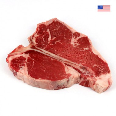 Стейк Портерхаус (Porterhouse steak) США USDA / Prime