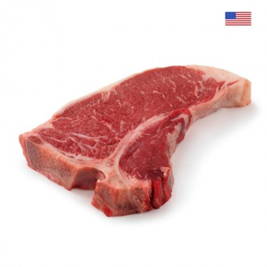 Стейк Тибоун (T-bone steak) США USDA / Choice