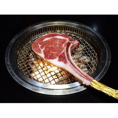 Стейк Томагавк (Tomahawk steak) сухая выдержка 40+ дней